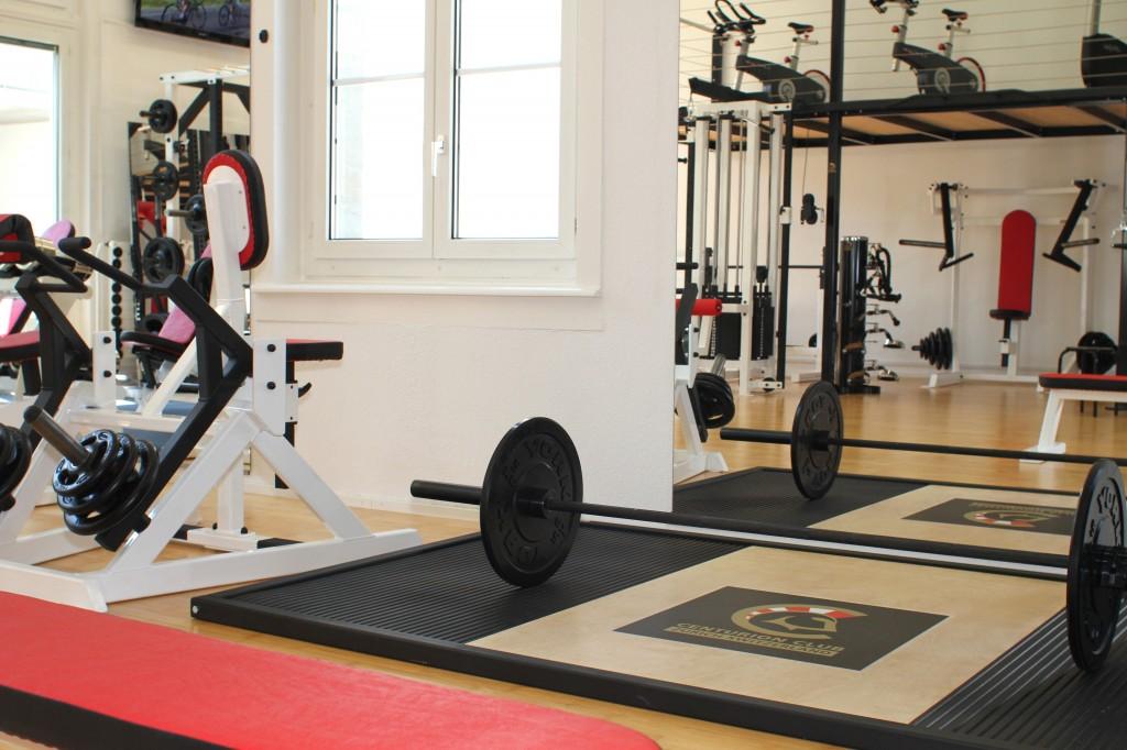 Centurion Club Gym 3